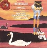 Tchaikovsky Swan Lake / The Nutcracker Highlights von Leonard Slatkin