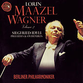 Richard Wagner: Orchestral Pieces by Various Artists