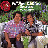 Mozart: Duos / Leclair: Sonata by Various Artists