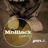 MoBlack Family, Year 2. (Afro, Deep & Soul) by Various Artists