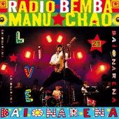 Baïonarena (Live) de Manu Chao