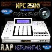 Mpc 2500 Rap Instrumetals, Vol. 12 by BEATS