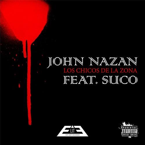Los Chicos de la Zona (feat. Suco) de John Nazan