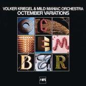 Octember Variations by Volker Kriegel