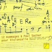Douze Hommages à Paul Sacher pour Violoncelle (David Geringas and his Lübeck Cello Class) by Various Artists
