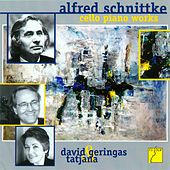 Schnittke: Cello; Piano Works by David Geringas