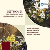 Piano Trios Opp. 70 by Ludwig van Beethoven