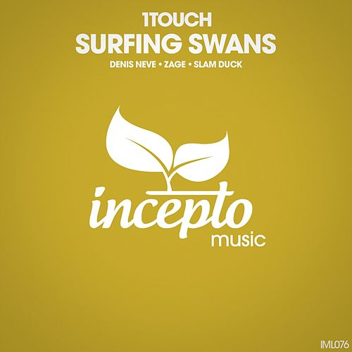 Surfing Swans by 1Touch