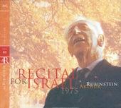 Rubinstein Collection, Vol. 80: Recital for Israel: Beethoven, Schumann, Debussy, Chopin, Mendelssohn by Arthur Rubinstein