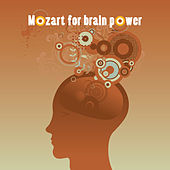 Mozart For Brain Power de Wolfgang Amadeus Mozart