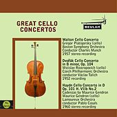 Great Cello Concertos by Various Artists