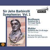 Sir John Barbirolli Symphonies, Vol. 1 de Sir John Barbirolli