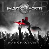 Manufactum II (Live) von Saltatio Mortis