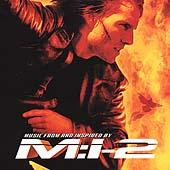 Music From And Inspired By Mission Impossible 2 by Various Artists