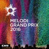 Melodi Grand Prix 2016 de Various Artists