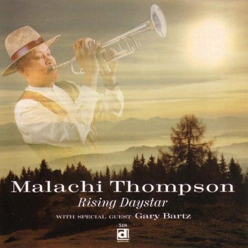 Rising Daystar by Malachi Thompson