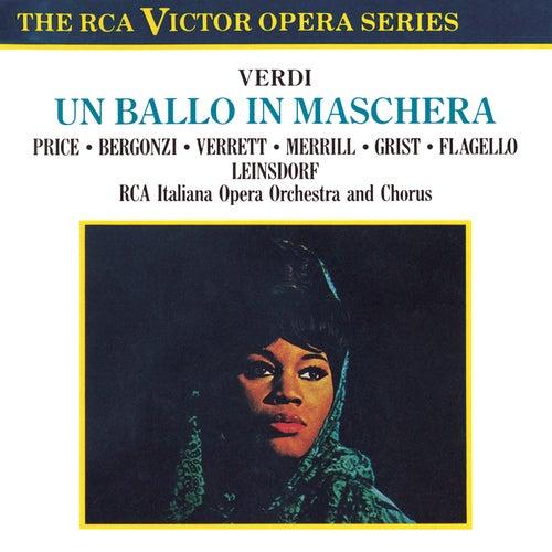Verdi: Un Ballo In Maschera Ges by Various Artists