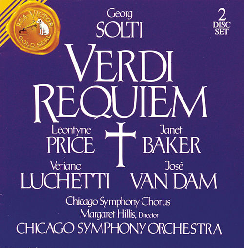 Verdi Requiem by Georg Solti