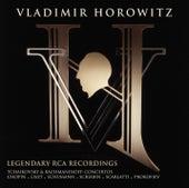 Horowitz:  Legendary RCA Recordings by Vladimir Horowitz