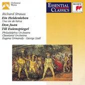 Strauss: Ein Heldenleben; Don Juan; Til Eulenspiegel by Various Artists