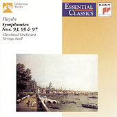 Haydn: Symphonies Nos. 93, 95 & 97 by Cleveland Orchestra