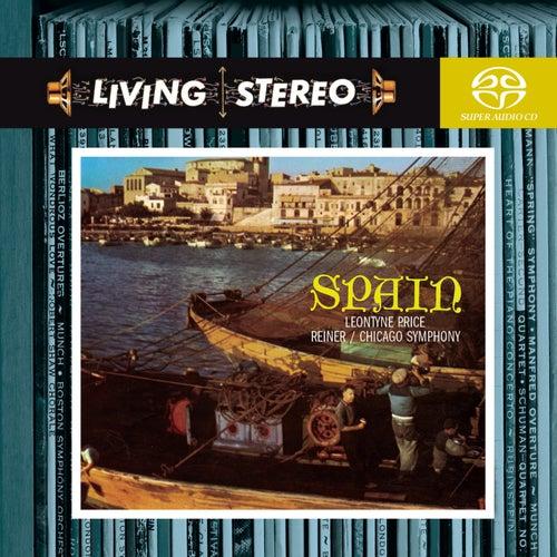 Albeniz: Navarra, Iberia; Falla: El amor brujo; Granadas: Intermezzo from Goyescas by Various Artists