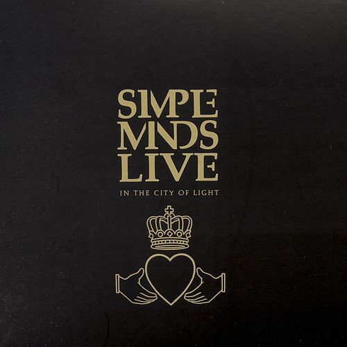 Live In The City Of Light by Simple Minds