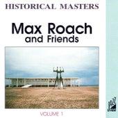 Historical Masters, Vol. 1 de Max Roach