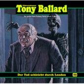 Folge 23: Der Tod schleicht durch London von Tony Ballard