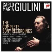 Giulini - The Complete Sony Recordings von Carlo Maria Giulini