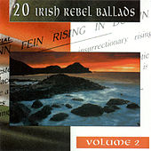 20 Irish Rebel Ballads - Volume 2 de Various Artists
