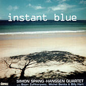 Instant Blue by Simon Spang-Hanssen