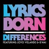 Differences von Lyrics Born