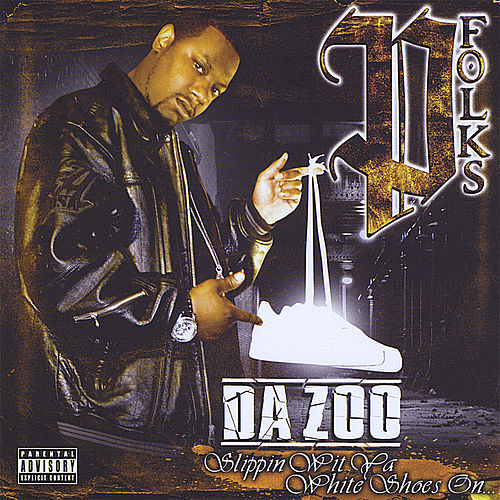 Da Zoo Slippin Wit Ya White Shoes On von P Folks
