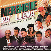 Merengue Pa' Lleva' by Various Artists