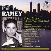 Ramey: Piano Music, Volume Two - 1966-2007 by Mirian Conti