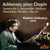 Ashkenazy plays Chopin de Vladimir Ashkenazy