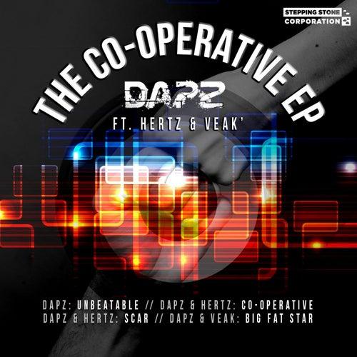 The Co-Operative EP (feat. Hertz & Veak) - Single by Dapz