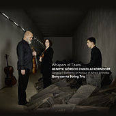 Whispers of Titans by Goeyvaerts String Trio