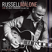 Live at Jazz Standard Volume Two von Russell Malone