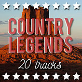 Country Legends (Live) by Various Artists