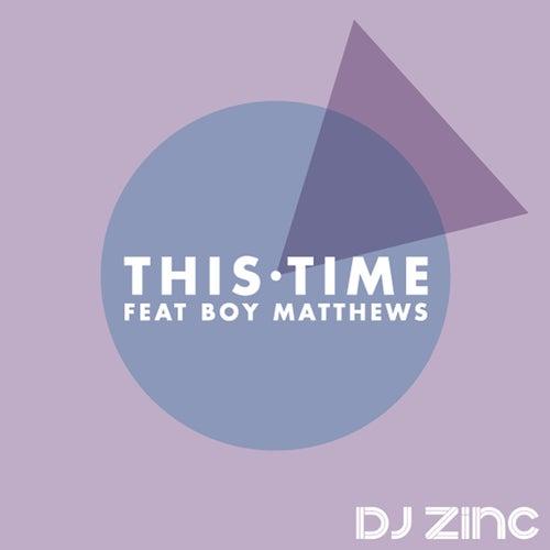 This Time von DJ Zinc