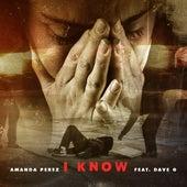 I Know (feat. Dave G) - Single by Amanda Perez