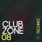Club Zone - Techno, Vol. 08 de Various Artists