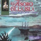El Tesoro de la Isla, Vol. 5 de Various Artists