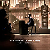 Live For Burberry by Benjamin Clementine