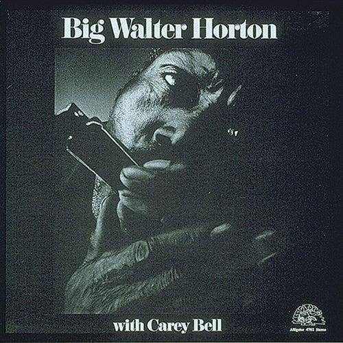 Big Walter Horton with Carey Bell by Big Walter 'Shakey' Horton