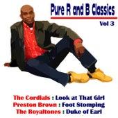 Pure R and B Classics, Vol. 3 de Various Artists