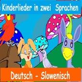 Kinderlieder in zwei Sprachen - Deutsch und Slowenisch - Yleekids von YLEE Kids