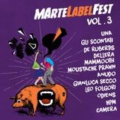 MArteLabel fest, Vol. 3 by Various Artists